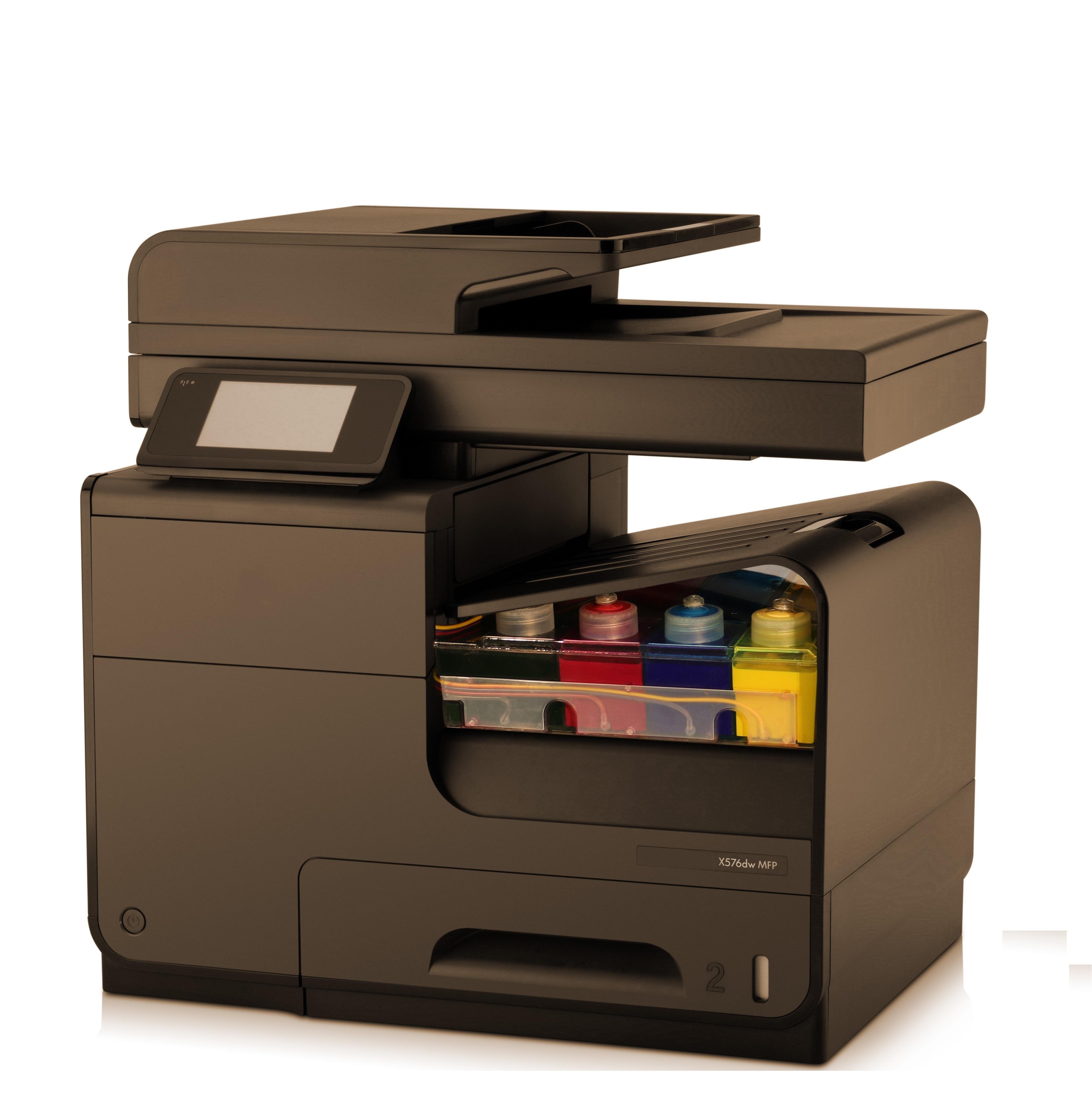Officejet pro x576dw ink tank system singink for Best home office inkjet printer 2015