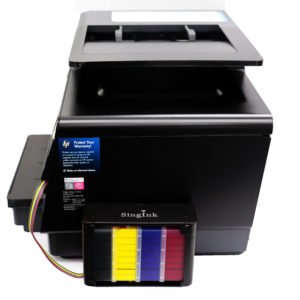 Printer that can be modified