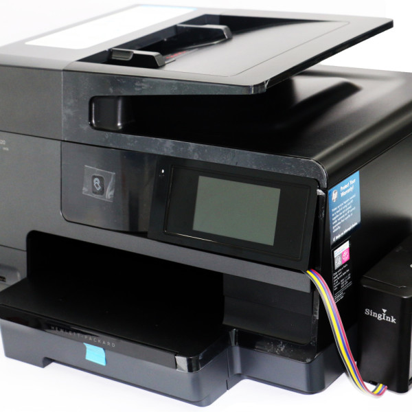how to connect to hp officejet 8620