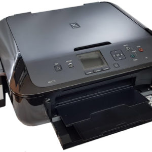 Canon Printer + Ink Tank System